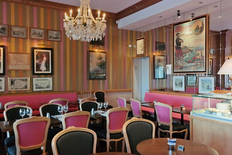 restaurant miremont