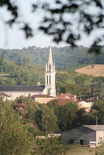 Eglise NEUVIC