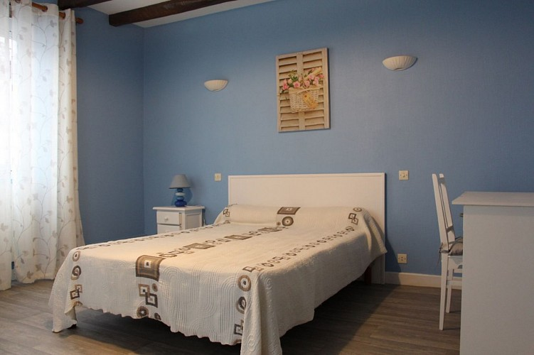 Pierresteguy - Chambre 1