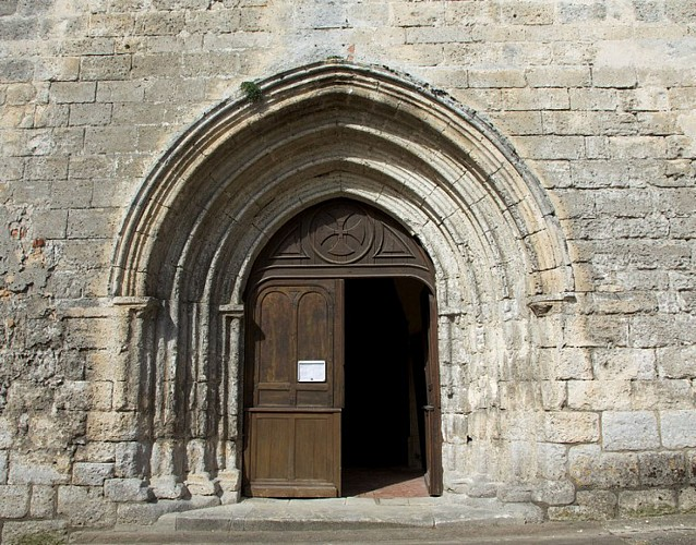 Eglise Saint-Théodore de La Rochebeaucourt_2