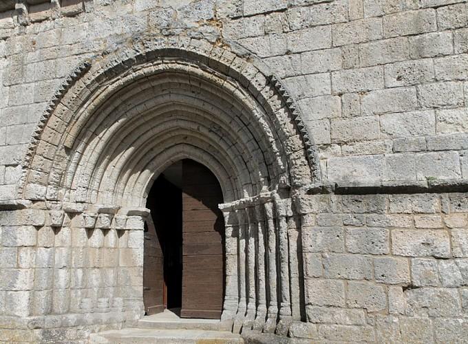 Eglise Saint-Pierre-ès-Liens (Vieux-Mareuil)_2
