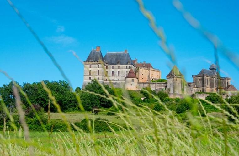 Château de Biron - Semitour Périgord