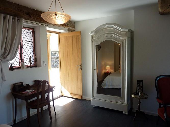 Chambres d'hôtes Harrieta 64120 - Masparraute (17)