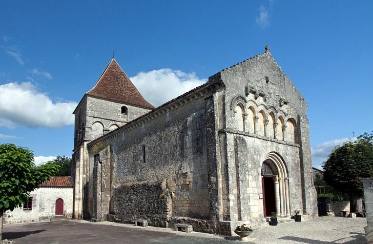 Eglise de Les Graulges