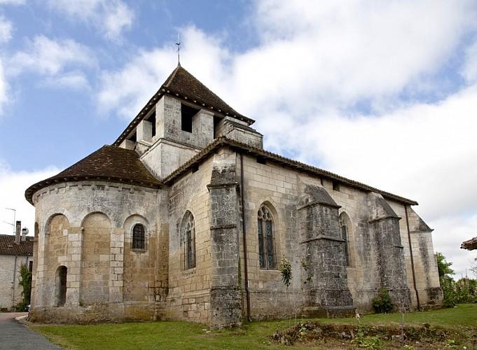 Eglise Saint-Pantaléon de Valeuil
