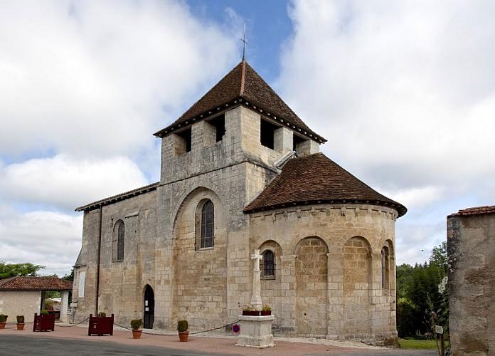 Eglise Saint-Pantaléon (Valeuil)