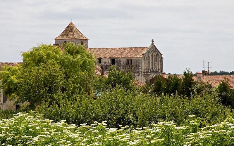 Eglise de Léguillac-de-Cercles