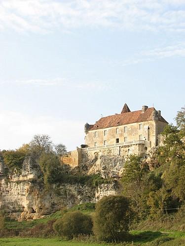 Château d'Aucors troglodite