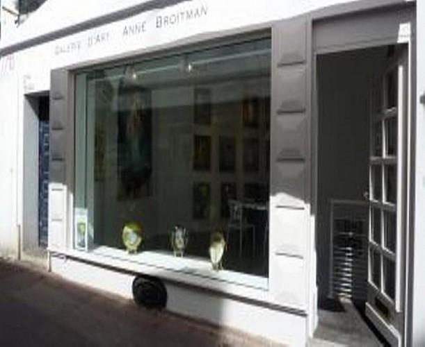 Galerie d'Art Anne BROITMAN