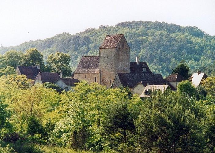 Savignac de Miremont - Eglise
