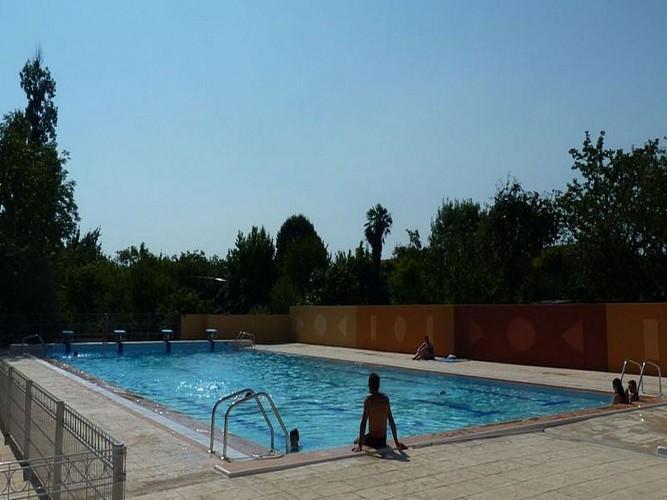 piscine garlin