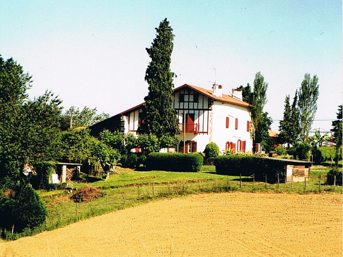 Massonde Jean-Roger - Façade maison
