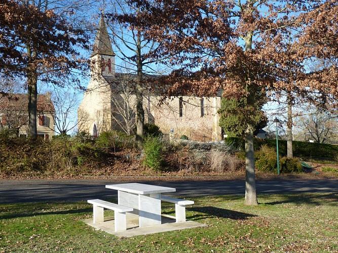 Aire de pique-nique - Saint-Jean-Poudge - cph SMT NB