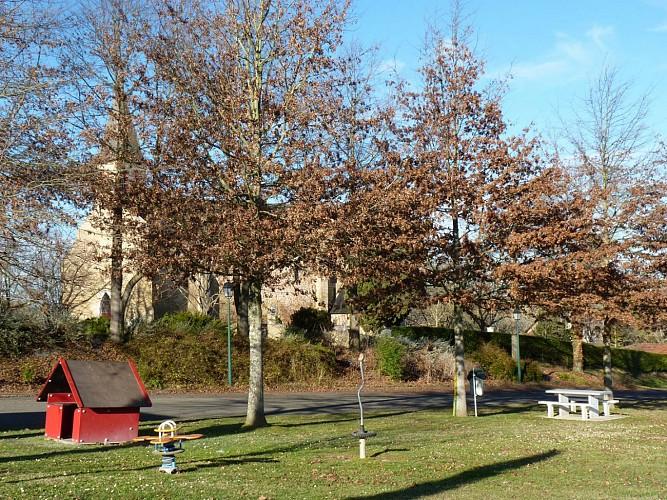 Aire de pique-nique - St Jean Poudge - cph SMTNB