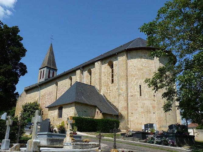 Eglise de Saint-Jean-Poudge - cph SMT NB