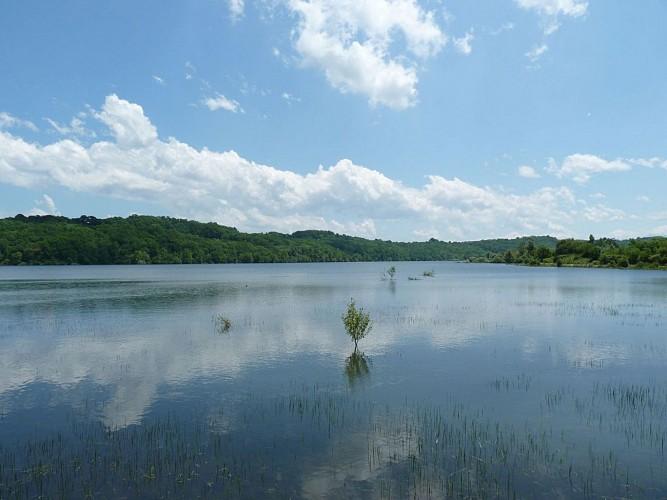 Lac de Bassillon - Bassillon Vauzé - cph SMT NB