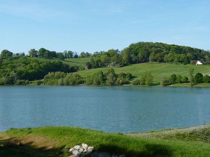 Lac Cadillon - 1140X900