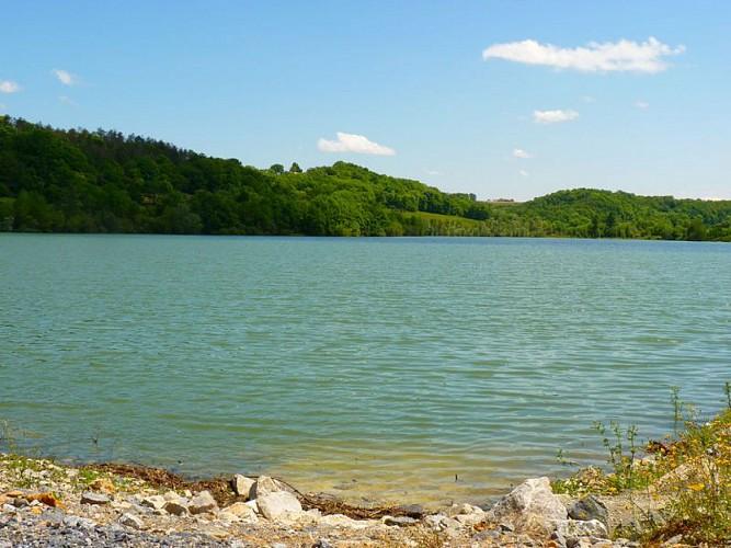 Lac de Cadillon 5