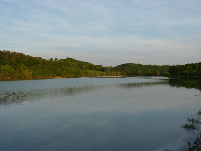 Lac de Cadillon 4