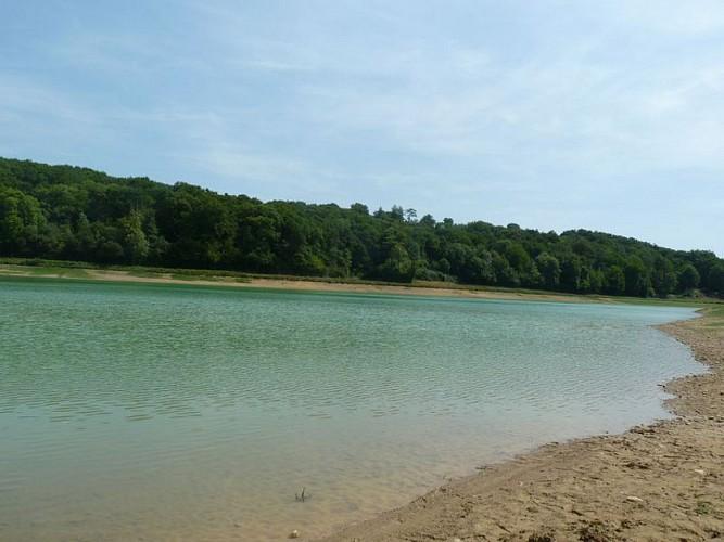 lac Séméacq-blachon 1