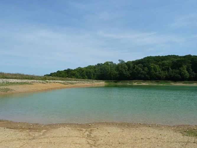 lac Séméacq-blachon 2