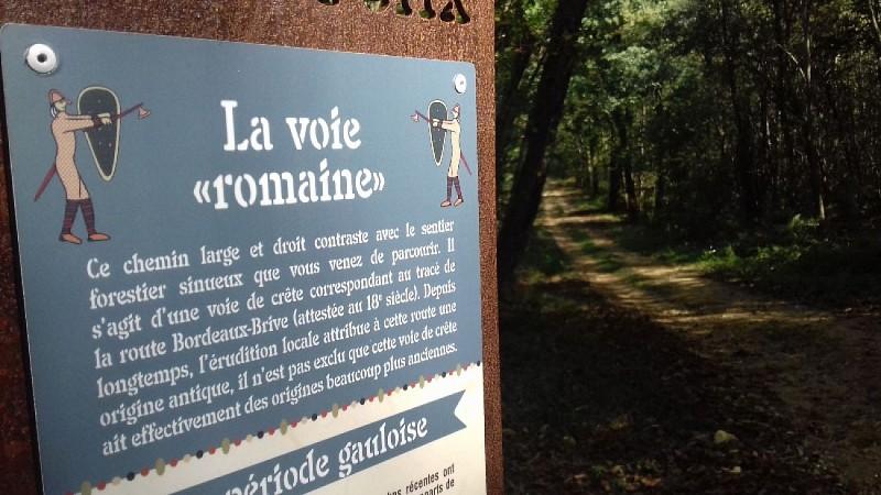 Sentier Interprétation Saint Félix de Villadeix