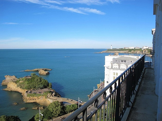 Dufoix Vue Basta Biarritz