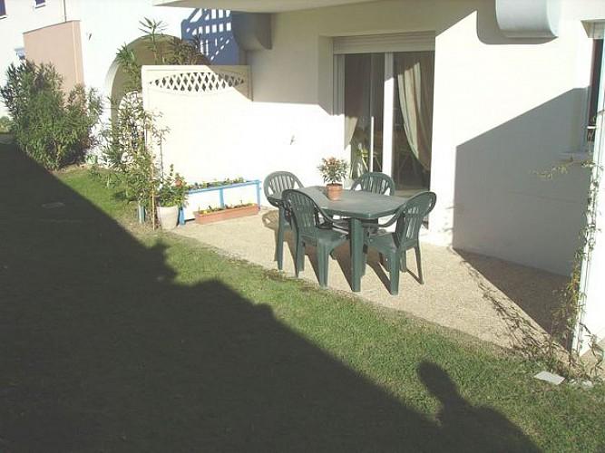 Bidart terrasse