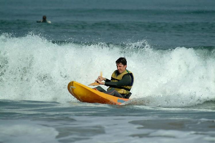 Kayak - Hendaye Tourisme