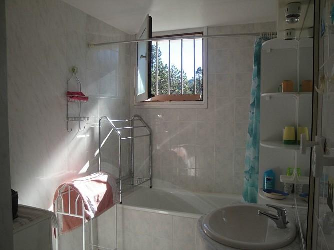Chalet Delugat - Salle de bain
