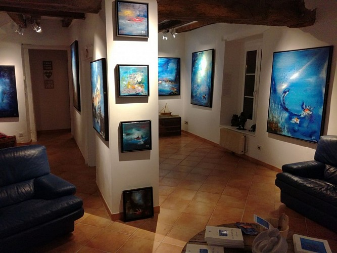 Galerie - Centre