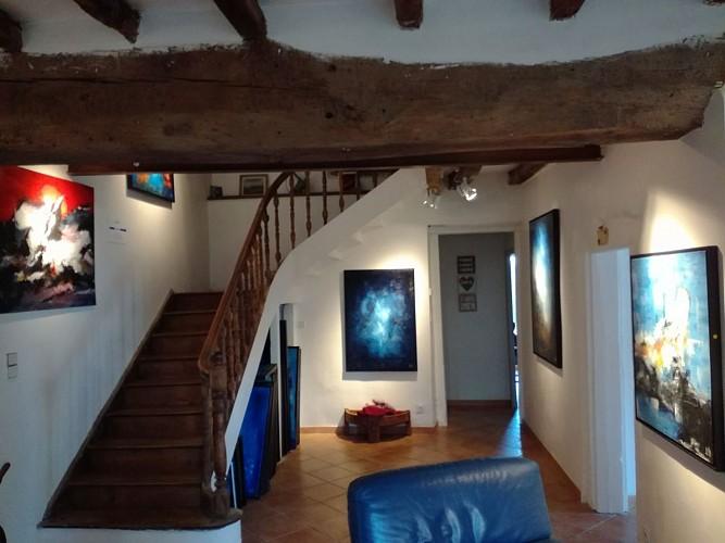 Galerie - Entrée