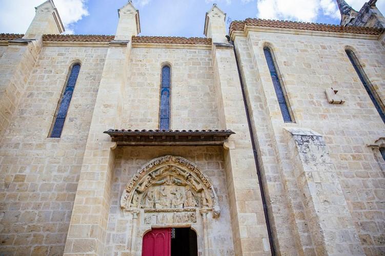 Collégiale - UZESTE - Sud-Gironde
