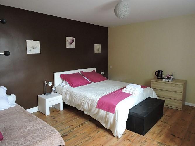 La villa du Béarn chambre d'hôte en Vic-Bilh Garlin