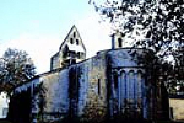 Préchac - Eglise