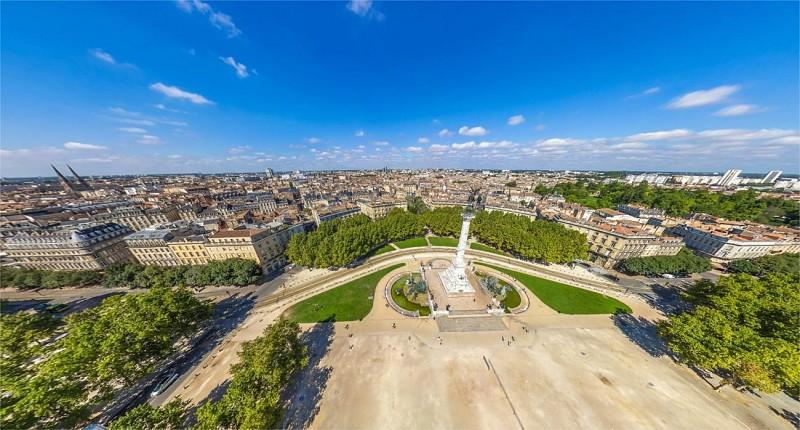 Place des Quinconces©Vent d'Antan - C. Bouthé