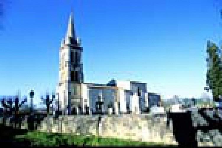 Lignan-de-Bordeaux - Eglise