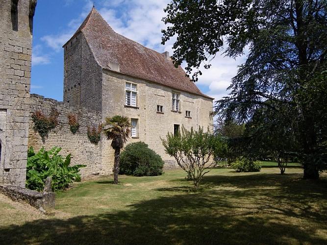 Château Lavison Côté Jardin