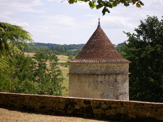 Château Lavison Pigeonnier