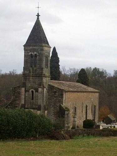 Eglise de Noaillac