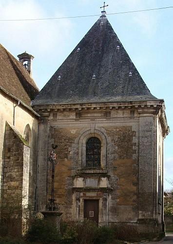 Destination Garonne, chapelle funéraire des ducs d'Epernon, cadillac