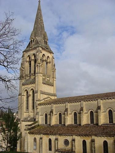 Eglise Sainte Léonce