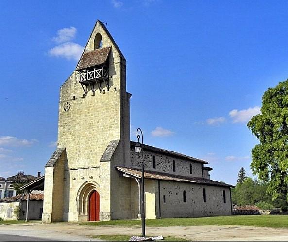 Eglise de Lucmau