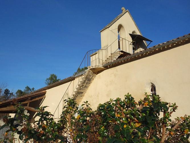 Aubiac - Eglise (3)