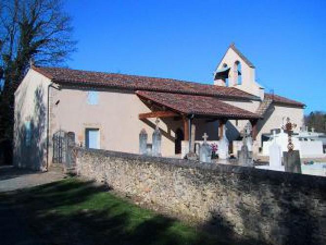 Eglise d'Aubiac
