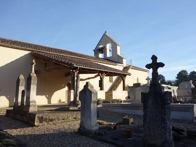 Aubiac - Eglise (2)