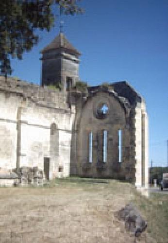 Vestige église de Montarouch