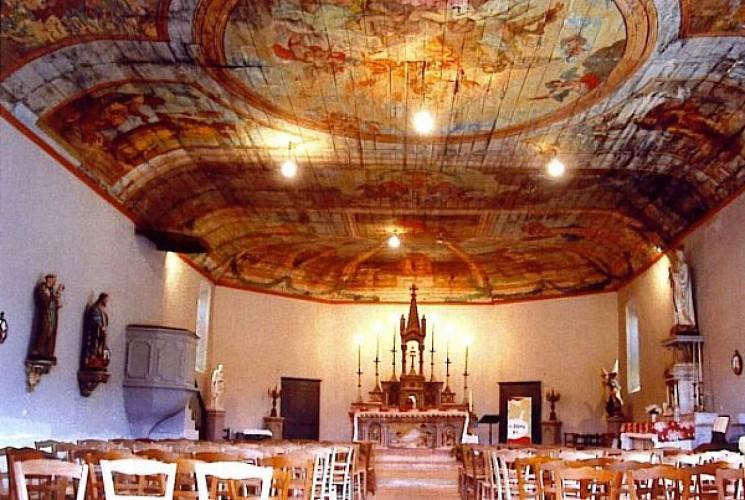 Eglise de Mesterrieux