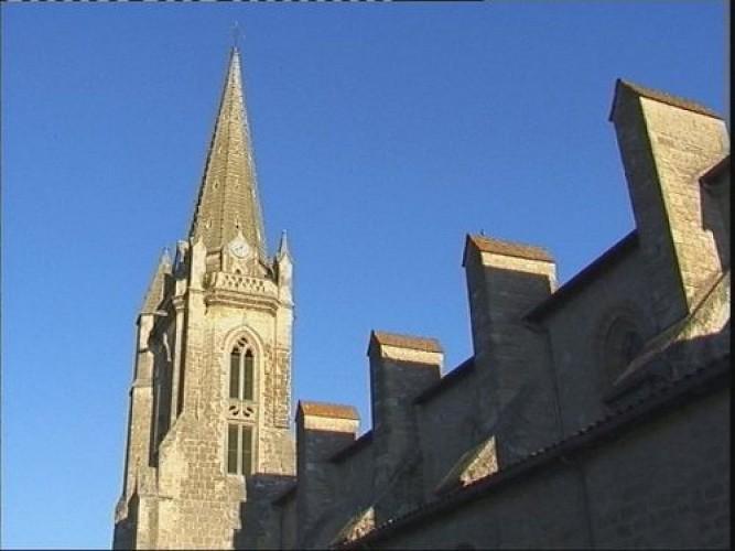 Eglise Monségur 2
