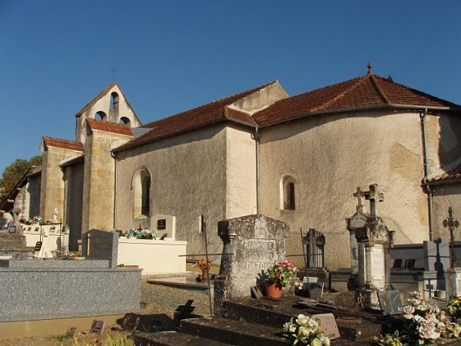 Eglise Ste Gemme 1